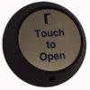 Surface Fit Large All Plastic Exit Button