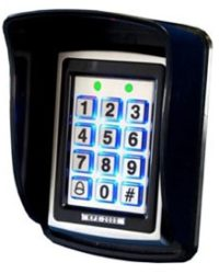 Keypad Rain and Privacy Shield Door Entry Systems