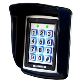Keypad Rain and Privacy Shield