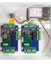 Four Door Access Controller Board c/w Power Supply Door Entry Systems