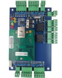 Two Door Access Control Board