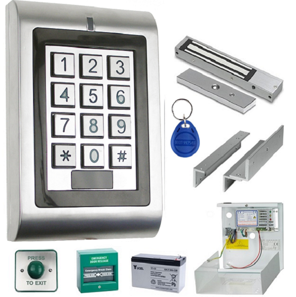 Standalone Pin with Proximity Kit Door Entry Systems