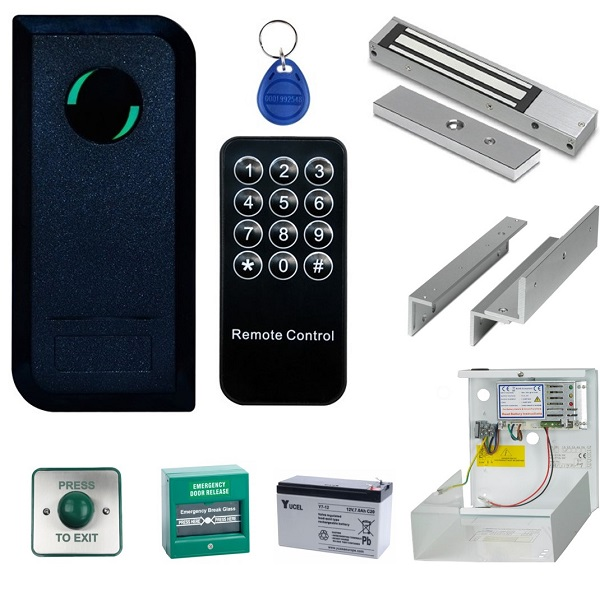 Complete Standalone Access Control Proximity Kit