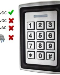 Standalone Internal Access Keypad Door Entry Systems
