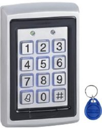 Access Control Pin and Proximity Keypad