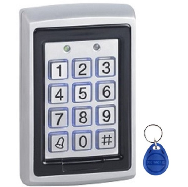 access control pin and proximity keypad. Black Bedroom Furniture Sets. Home Design Ideas