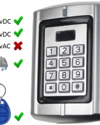 Heavy Duty Access Keypad – Pin and/or Proximity Door Entry Systems