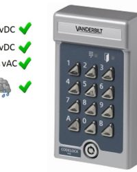 V42 Vanderbilt keypad formerly Siemens K42