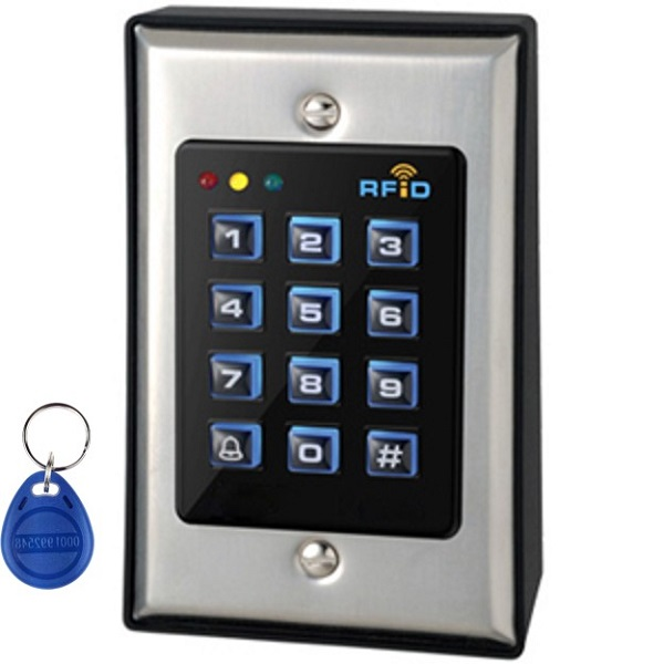 Budget Keypad with Proximity Door Entry Systems
