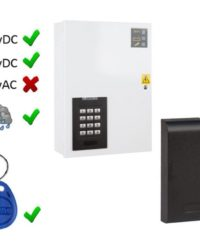 Split Access Control reader with separate controller Door Entry Systems