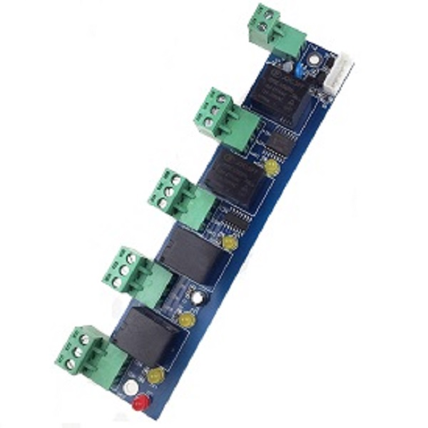 Auxiliary Alarm Access Control Relay Board Door Entry Systems