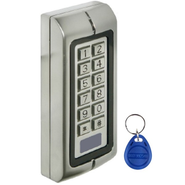 Weatherproof Access Keypad