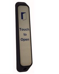Wireless Narrow DDA Touch Exit with Sounder