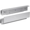Glass Saddle Bracket for Mini Mag Glass Door Door Entry Systems