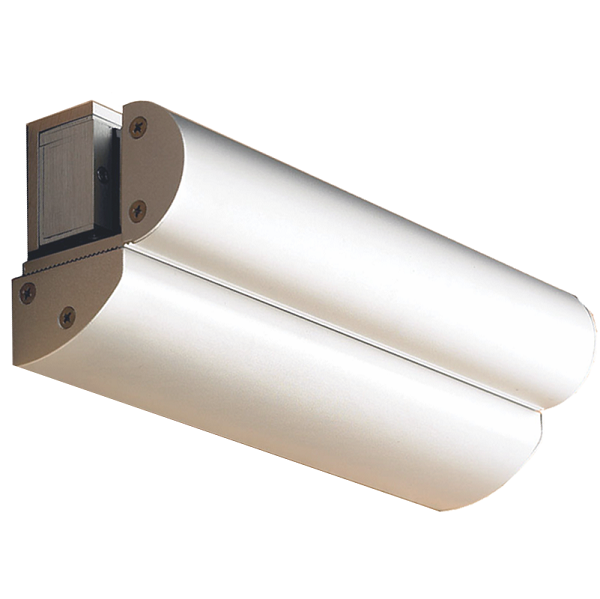 Architectural ZL Brackets for Standard Maglock Door Entry Systems