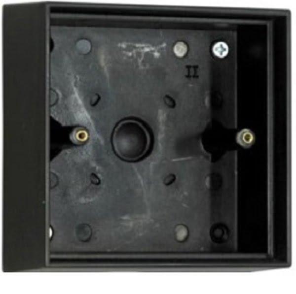 DDA Black Surface Mounting Box Door Entry Systems
