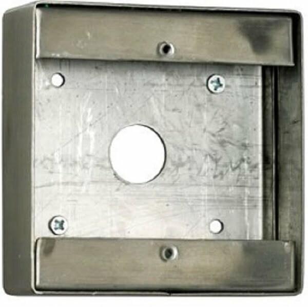 DDA Metal Surface Mounting Box Door Entry Systems