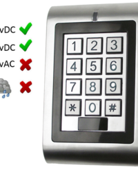 Internal Keypad 12/24vDC