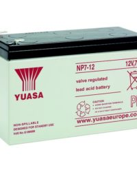 Yuasa NP Range Battery Back Up
