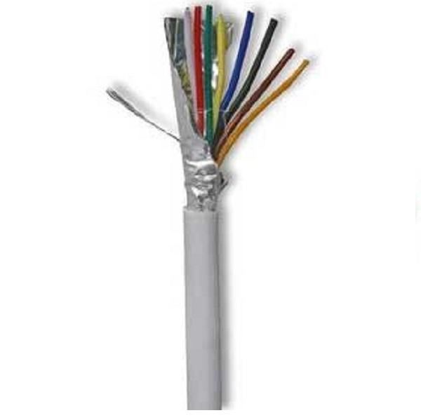 8 Core Screened Reader Cable