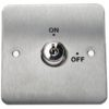 Euro Profile Key switch – Maintained Door Entry Systems