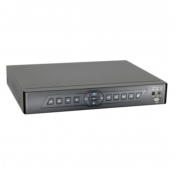 HD-TVI 8 Channel DVR Door Entry Systems