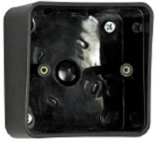 Black Shroud / Surface Box Door Entry Systems
