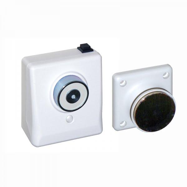Fire Door Retainer – Door Hold Open Magnet Door Entry Systems