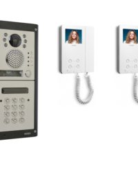 2 Button Video Door Entry with Keypad