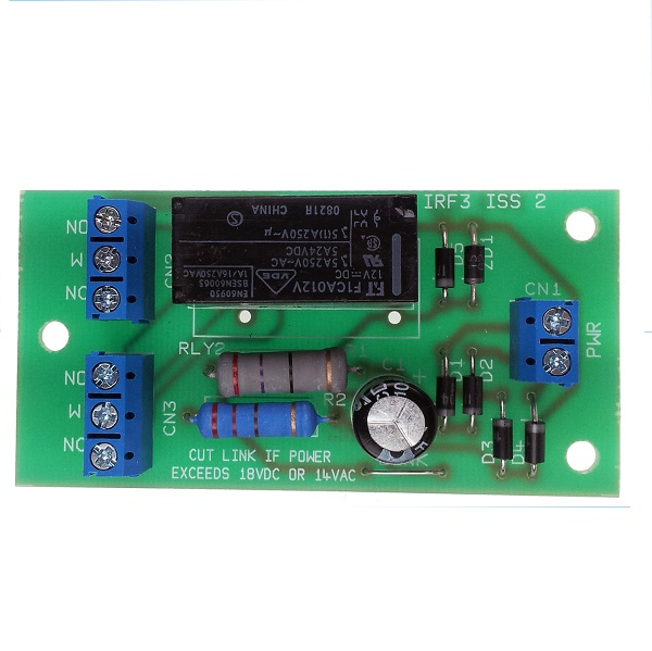 Fire Switching Relay Board Door Entry Systems