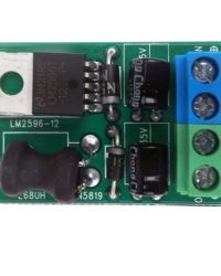 Voltage Reducing Module -24vdc – 12vdc Door Entry Systems