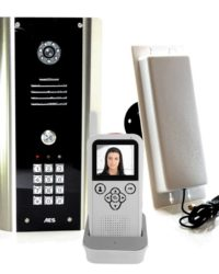 Colour Wireless Door Entry with Keypad