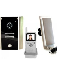 Wireless Video Door Entry System Door Entry Systems