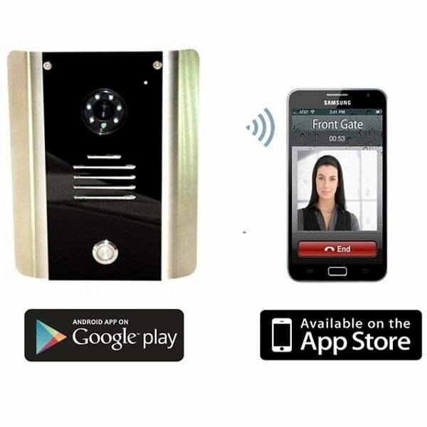 Wireless WIFI Door Entry Door Entry Systems
