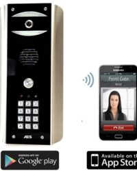 Wireless WIFI Door Entry with Keypad Door Entry Systems