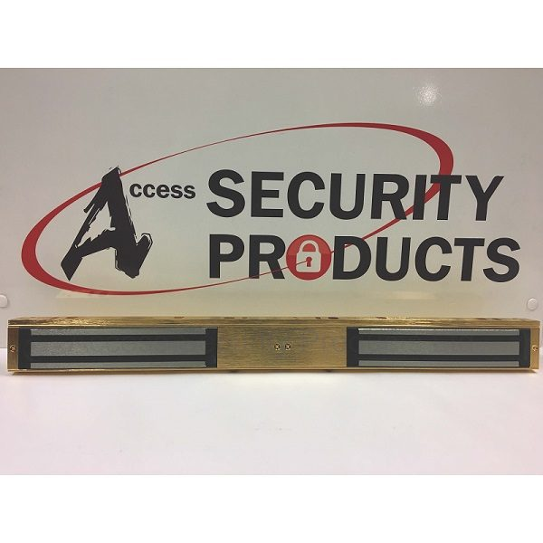 Brass Magnetic Lock Door Entry Systems