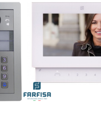 Farfisa Kit DUO 1way Alba c/w Rainhood, Keypad & Sette Monitor Door Entry Systems