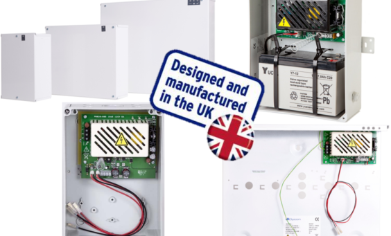 Dycon PSUs Made in the UK