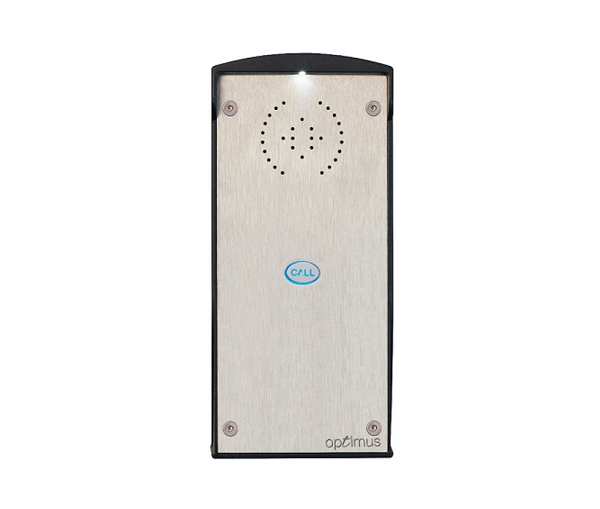 Optimus 1 Button GSM Entry Door Entry Systems