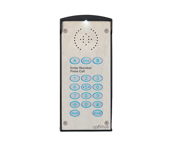 Optimus Multi-Way With Keypad GSM Entry Door Entry Systems