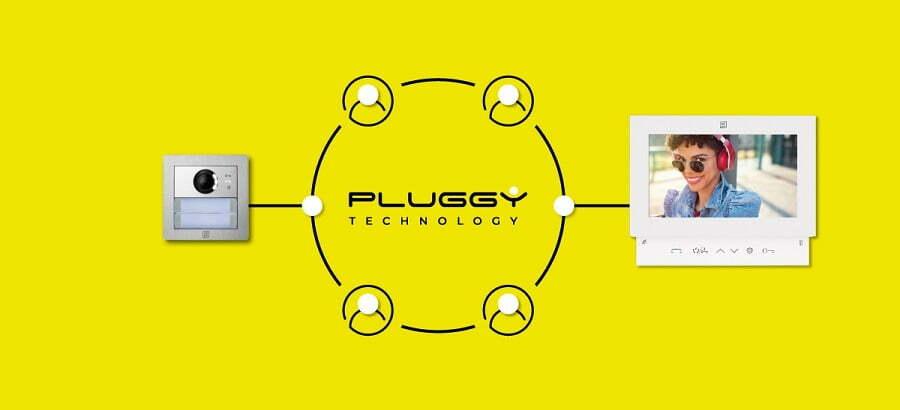 Farfisa Pluggy Logo